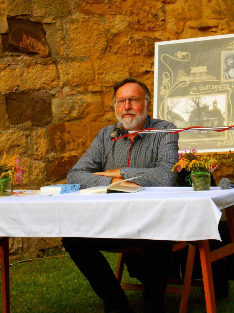 Unser Gast: Albrecht Gralle