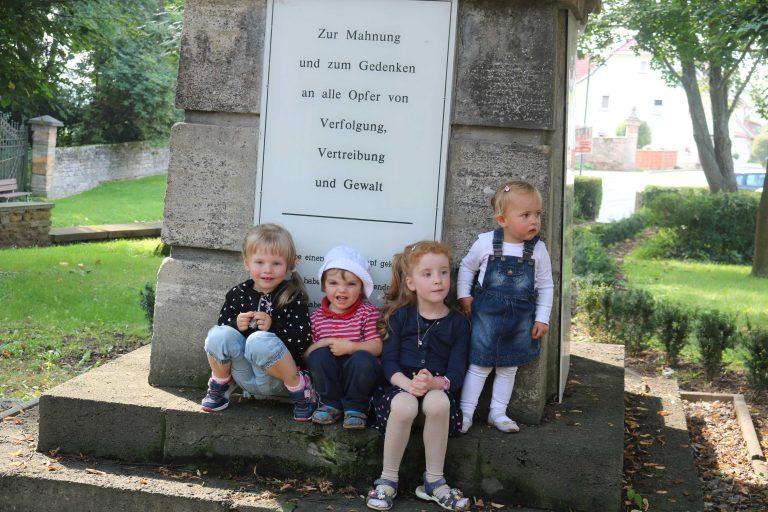 Die Kinder - 3 x Hesse, M. Schmidt